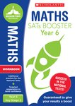National Curriculum SATs Booster Programme: Maths Workbook (Year 6) x 10