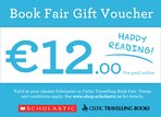 Book Fair Gift Voucher €12