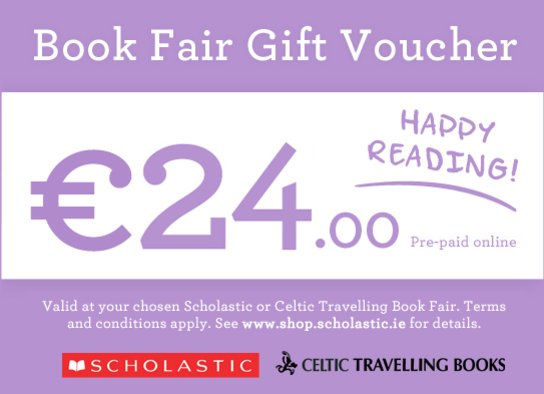 Book Fair Gift Voucher €24