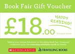 Book Fair Gift Voucher £18