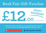Book Fair Gift Voucher £12