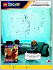LEGO NEXO Knights Dot to Dot (1 page)