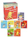 Read with Biff, Chip and Kipper: Phonics Starter Pack