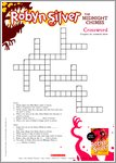 Robyn Silver: The Midnight Chimes - Crossword (1 page)