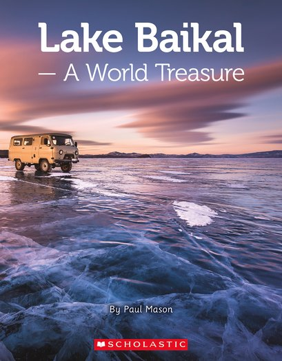 Connectors Sapphire: Lake Baikal - A World Treasure x 6