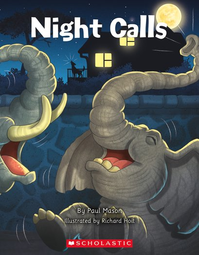Connectors Silver: Night Calls x 6