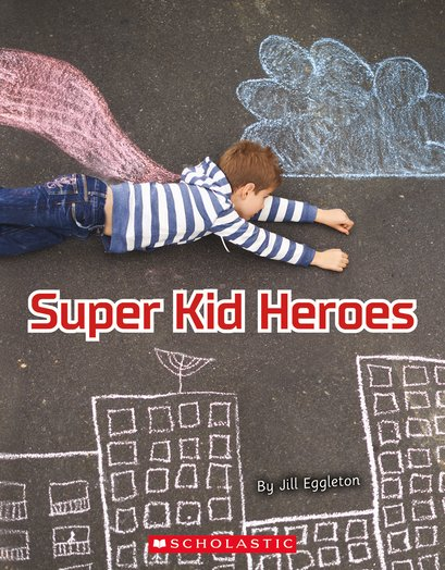 Connectors Silver: Super Kid Heroes x 6