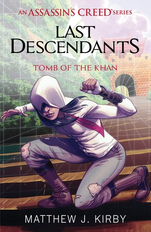 Last Descendants - Tomb of the Khan