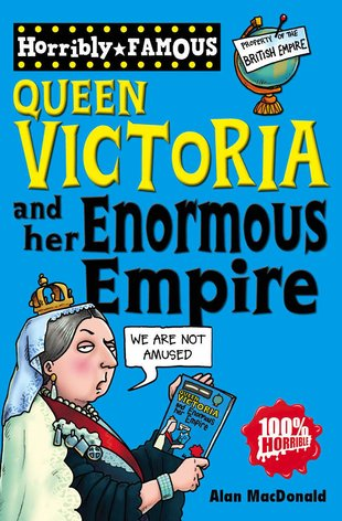 Queen Victoria and her Enormous Empire