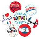 French Reward Sticker Pack A (175 stickers)