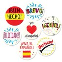 Spanish Reward Sticker Pack A (175 stickers)