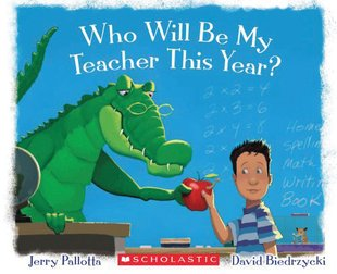 Who Will Be My Teacher This Year?