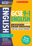 GCSE Grades 9-1: English Language and Literature Revision and Exam Practice Book for All Boards x 6