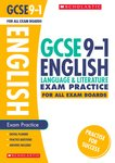GCSE Grades 9-1: English Language and Literature Exam Practice Book for All Boards x 6