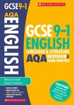 GCSE Grades 9-1: English Language and Literature AQA Revision and Exam Practice Book x 6