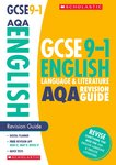 GCSE Grades 9-1: English Language and Literature AQA Revision Guide x 6