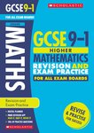 GCSE Grades 9-1: Higher Maths Revision and Exam Practice Book for All Boards x 6