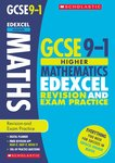 GCSE Grades 9-1: Higher Maths Edexcel Revision and Exam Practice Book x 30