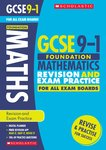 GCSE Grades 9-1: Foundation Maths Revision and Exam Practice Book for All Boards x 6