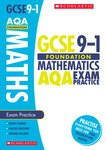 GCSE Grades 9-1: Foundation Maths AQA Exam Practice Book x 30