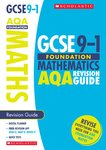 GCSE Grades 9-1: Foundation Maths AQA Revision Guide x 30