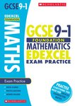 GCSE Grades 9-1: Foundation Maths Edexcel Exam Practice Book x 30