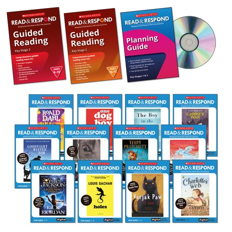 Read & Respond School Starter Pack: Upper Key Stage 2 (15 books)