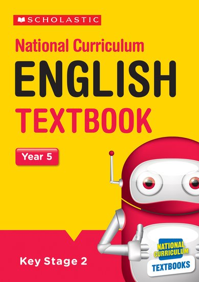 National Curriculum Textbooks: English (Year 5) x 30