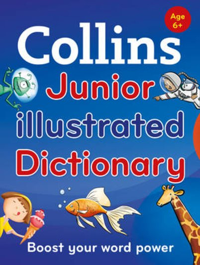 Collins Junior Illustrated Dictionary x 6