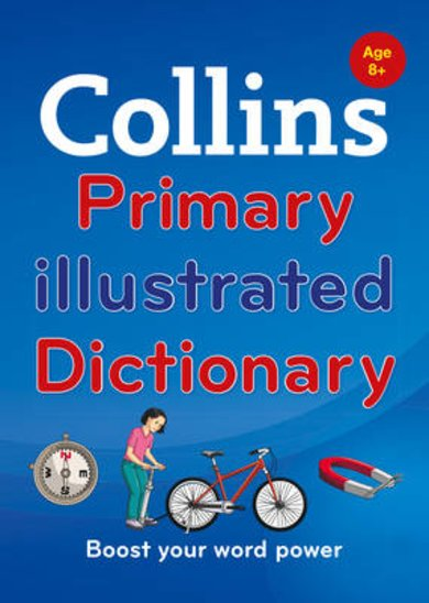 Collins Primary Illustrated Dictionary x 30