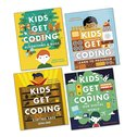 Kids Get Coding Pack x 4