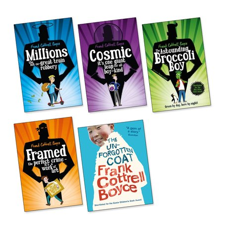 Frank Cottrell Boyce Pack x 5