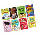Books to Make You Giggle Ages 7-9 Pack x 8