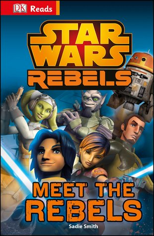 DK Reads: Star Wars Rebels Pack x 3