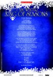'King of Seasons' - winter-themed poem