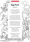 'Egg Hunt' - poem