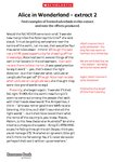Alice in Wonderland - fronted adverbials 2 (annotated)
