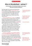 Alice in Wonderland - fronted adverbials 1 (annotated)