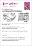 Awful Auntie - Setting Desriptions (2 pages)