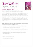 Creative writing tasks 1584535