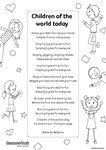 'Children of the World' poem