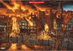 Great Fire of London - poster