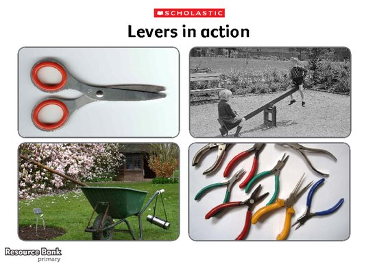 Levers in action