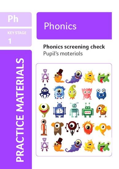 Phonics screening check - Pupil materials