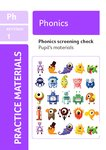 Phonics screening check - Pupil materials