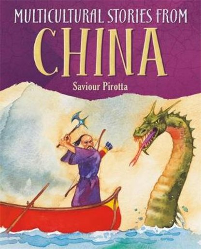 Multicultural Stories from China