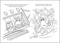 Disney finding dory colouring sheets 15 1573391
