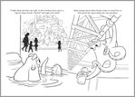 Finding Dory Colouring Sheet (1 page)