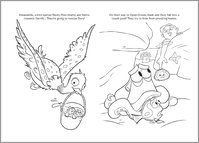 Disney finding dory colouring sheets 8 1573335