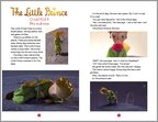 The Little Prince - Chapter 1 sample page (2 pages)
